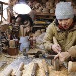 脱サラして石川県加賀市で伝統工芸を始める、という選択。