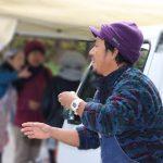 石川県加賀市で半農半Xをしながら家族と暮らす先輩移住者から学ぶ。